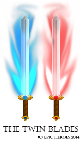 twinblades
